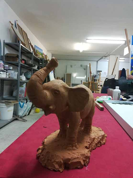elefante-argilla