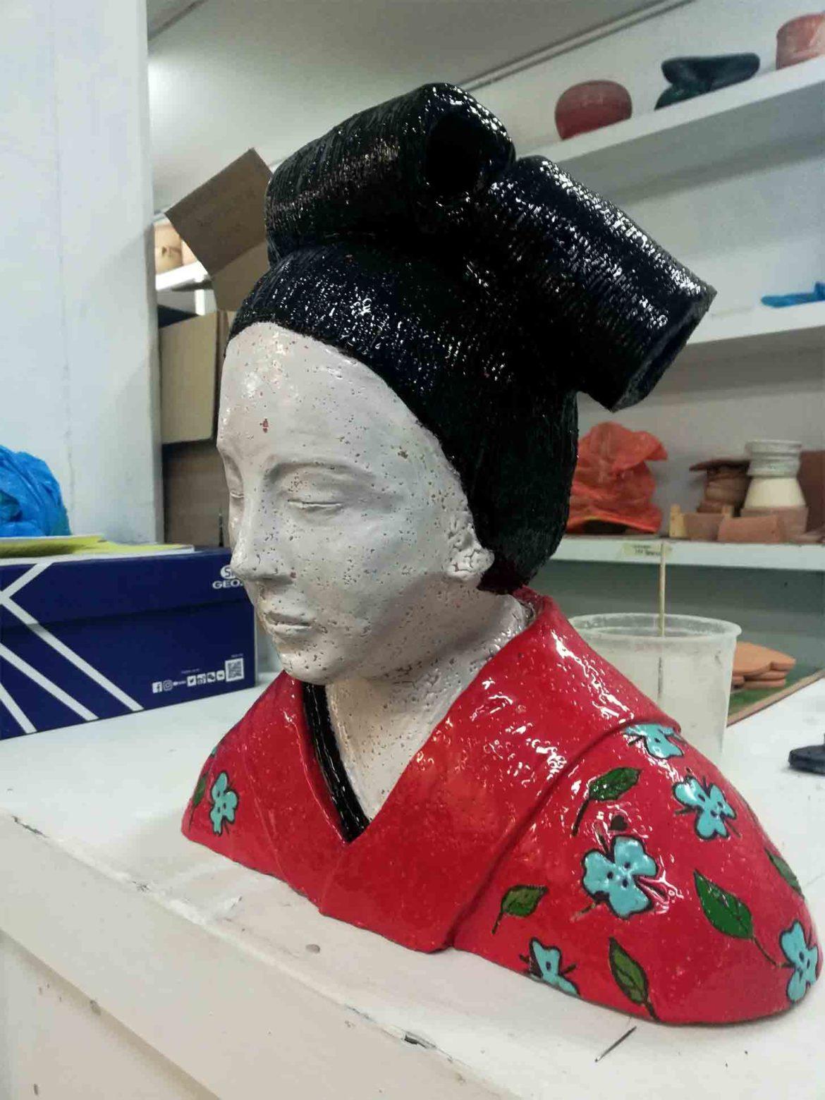 Ella ceramica orientale