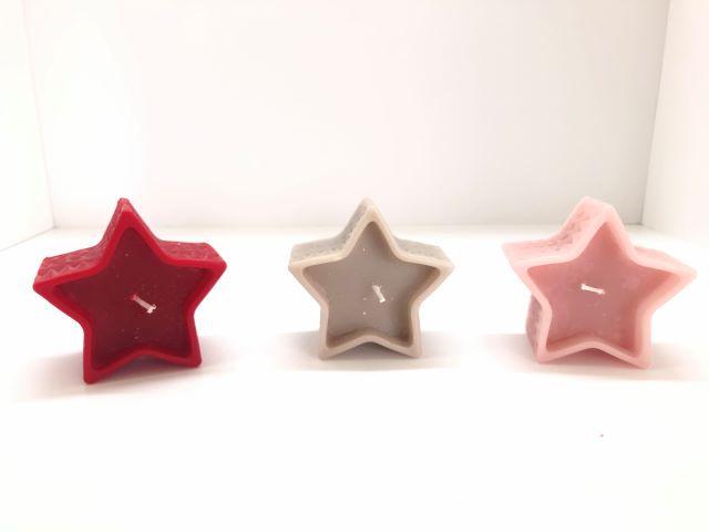 stelle di cera